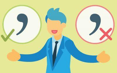 Cách dùng dấu phẩy trong tiếng Anh