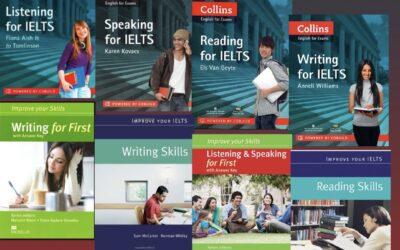 Danh sách tài liệu luyện thi IELTS