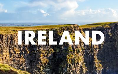 NHỮNG ĐIỀU BẠN CẦN BIẾT VỀ IRELAND